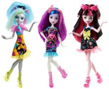 Mattel Monster High Elektrisiert Puppen Sortiert