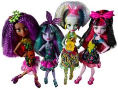 Mattel Monster High Elektrisiert Deluxe Puppen Sortiert