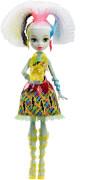 Mattel Monster High Elektrisiert Hochspannungslook Franki
