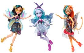 Mattel Monster High Garten-Monsterfreundinnen Sortiment