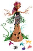 Mattel Monster High Garten-Monsterfreundinnen Treesa Thornwillow