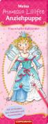 Meine Prinzessin-Lillifee-Anziehpuppe: Traumhafte Ballkleider,  20 Motive, 2 Papier-Puppen, ab 7 Jahren
