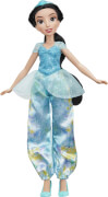 Hasbro E0277ES2 Disney Prinzessin - Schimmerglanz Jasmin, ca. 30 cm, ab 3 Jahren