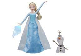 Hasbro E0085EU4 Disney Frozen (Die Eiskönigin) - Zauberlicht Elsa, ab 3 Jahren