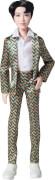 Mattel GKC91 BTS Core Fashion Doll J-Hope