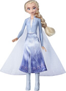 Hasbro E7000ES0 Frozen 2 LIGHT UP FASHION ELSA