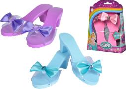 Steffi Love Girls Schuhe mit Schleifchen, 3-sortiert.