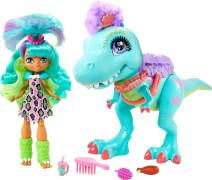 Mattel GTL69 Cave Club Roxie & Trexie Spielset