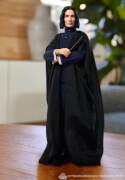 Mattel GNR35 Harry Potter Professor Snape Puppe