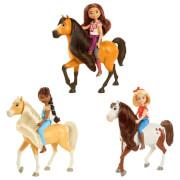 Mattel GXF20 Spirit Puppe & Pferd, sortiert
