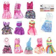 TOITOYS LAUREN Kleidung Teenager-Puppe 'Partykleid', 12-fach sortiert