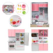 TOITOYS LAUREN Küche groß für Teenager-PuppeL-T, 2-fach sortiert