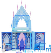 Hasbro F18195L0 Disney Frozen ELSAS FOLD AND GO ICE PALACE