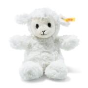 Steiff Fuzzy Lamm, weiß, 18 cm