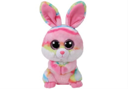 TY Lollipop,Hase pink/farbig 24cm
