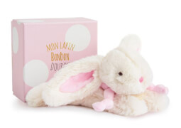 Doudou - Bonbon Hase,rosa 20cm