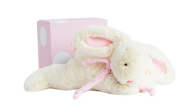 Doudou - Bonbon Hase,rosa 30cm