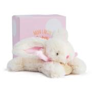 Doudou - Bonbon Hase,rosa 16cm