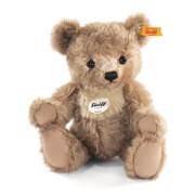 Steiff Teddybär Paddy, Mohair, hellbraun, 28cm