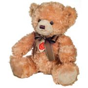 Teddy Hermann Teddy sitzend, beige, 25 cm