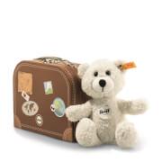 Steiff Teddybär Sunny, creme, im Koffer, 22 cm