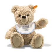 Steiff Teddybär, beige, zur Geburt, 30 cm
