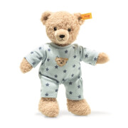 Teddyb.Baby Junge 25 beige/bl