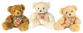 Teddy gold, ca. 26 cm, Plüschtier in verschiedenen Varianten, ab 0 Monaten