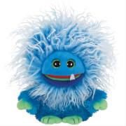 Ty Fang - blauer Frizzy, ca. 15 cm