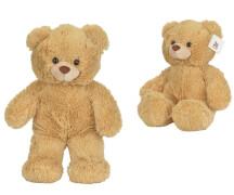 Nicotoy Plüsch Bär, beige, H:55cm