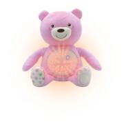 Chicco Lichtprojektor Baby Bär, rosa