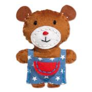 Näh-Set Teddybär