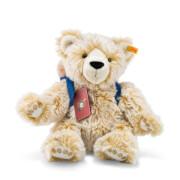 Steiff Teddybär Lars Weltenbummler, blond gespitzt, 38 cm