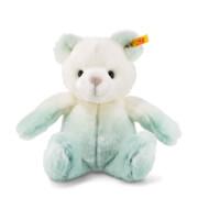 Steiff Sprinkels Teddybär, türkis/weiß, 20 cm