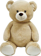 Plüsch-Teddy sitzend, ca. 135cm, GH-Exkl
