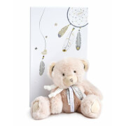 Doudou - Traumfänger Bär,beige 22cm