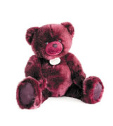 Doudou - Bär Collection,rosa 200cm