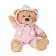 Teddy Hermann Schlafanzugbär, rosa, 30 cm