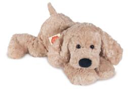 Teddy Hermann Schlenkerhund, beige, 40 cm