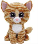 Ty Tabitha Buddy-gescheckte Katze, ca. 24 cm