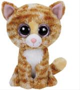 Ty Tabitha-gescheckte Katze, ca. 15 cm