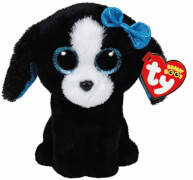 TY Tracey,Hund schwarz 15cm