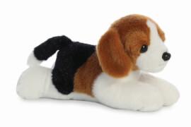 Mini Flopsies - Homer Beagle 8In