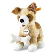 Steiff Rico Hund, blond/braun, 25 cm