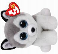 TY Beanie Babies - Husky Buff, Plüsch, ca. 12x10x18 cm