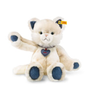Steiff Didi Katze, weiß, 33 cm