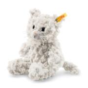 Steiff Whiskers Katze, hellgrau, 18 cm