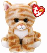 TY Cleo,Katze getigert 15cm