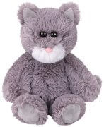 TY Kit,Katze grau 20cm