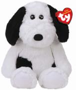 TY Muggy,Hund schwarz/weiss 33cm